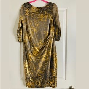 Gold All Purpose Dress